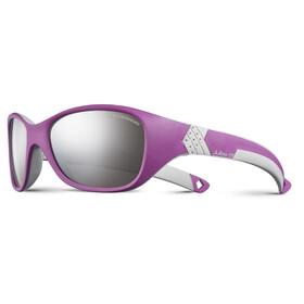 Julbo Kids 4-6Y Solan Spectron 4 Sunglasses Pink/Gray-Gray Flash Silver